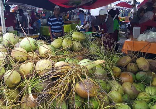 Ramadan Market in Kota Bharu